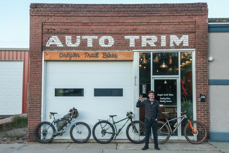 Oregon Trail Bikes, A Little Shop in Southeast Idaho