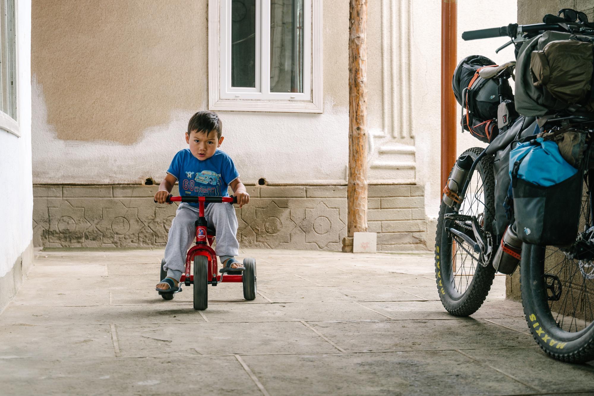 Future Silk Road Mountain Racer