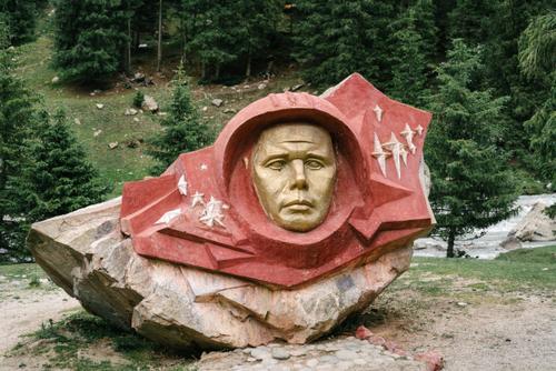 ...Yuri Gagarin