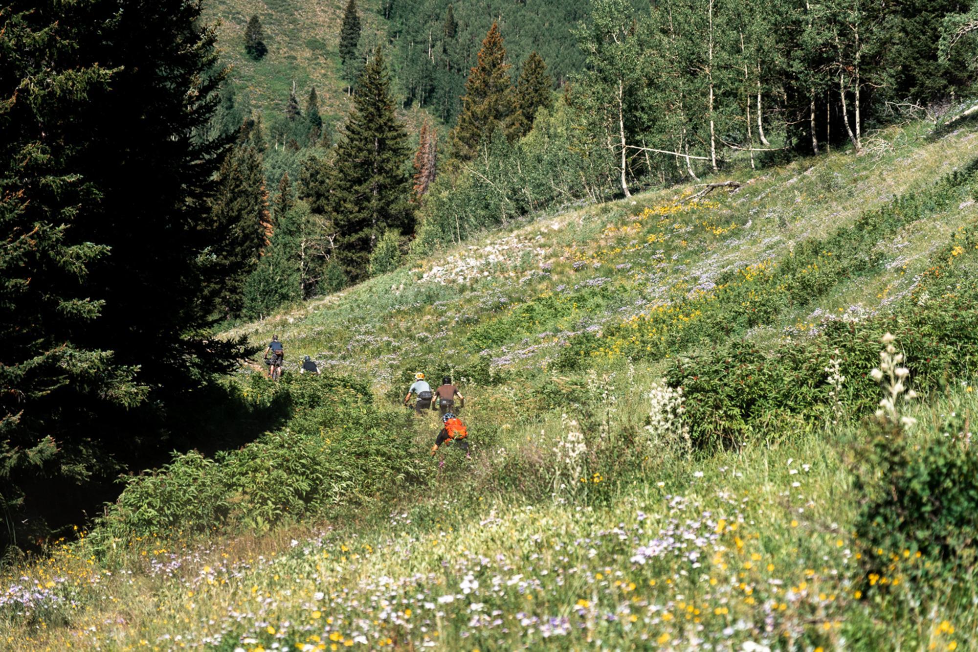 Continental Drifters: Durango to Moab by Bike Along the San Juan Huts