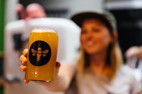Beer a plenty!