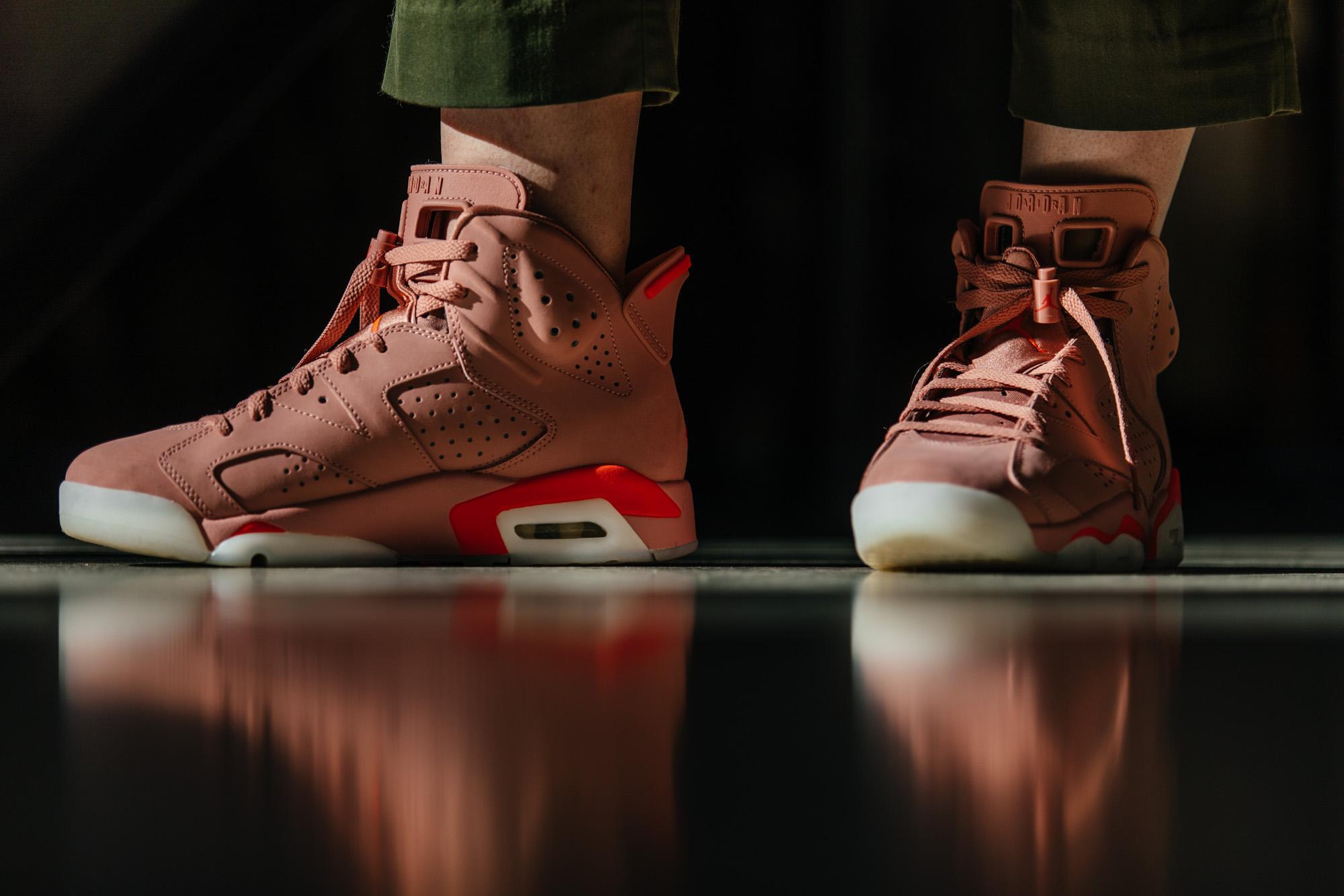 Annalisa's Jordans...
