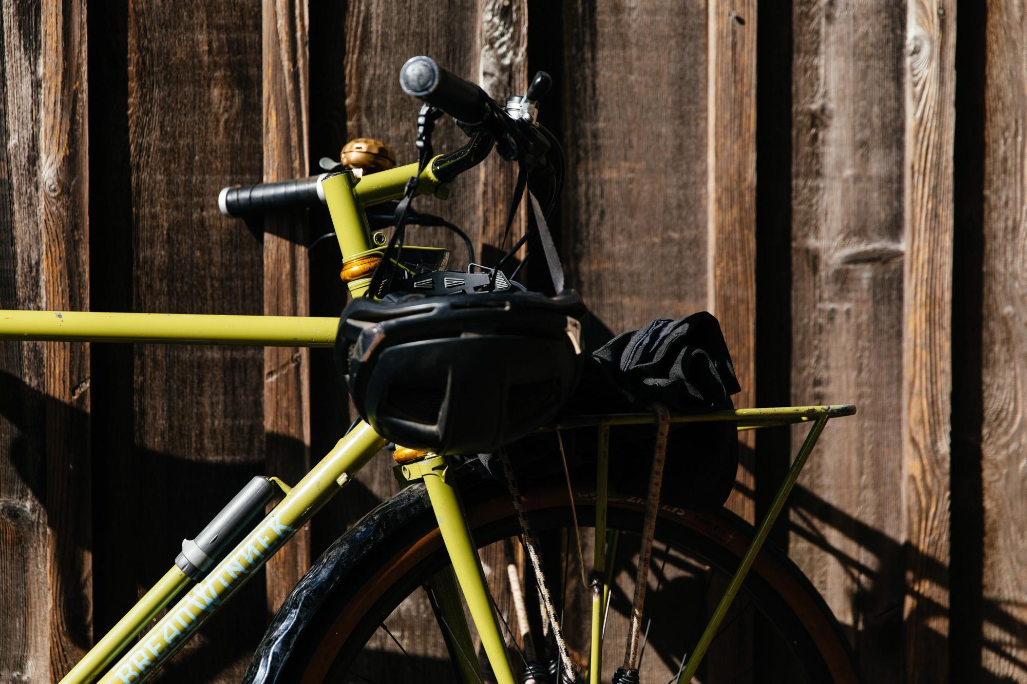 That bike!