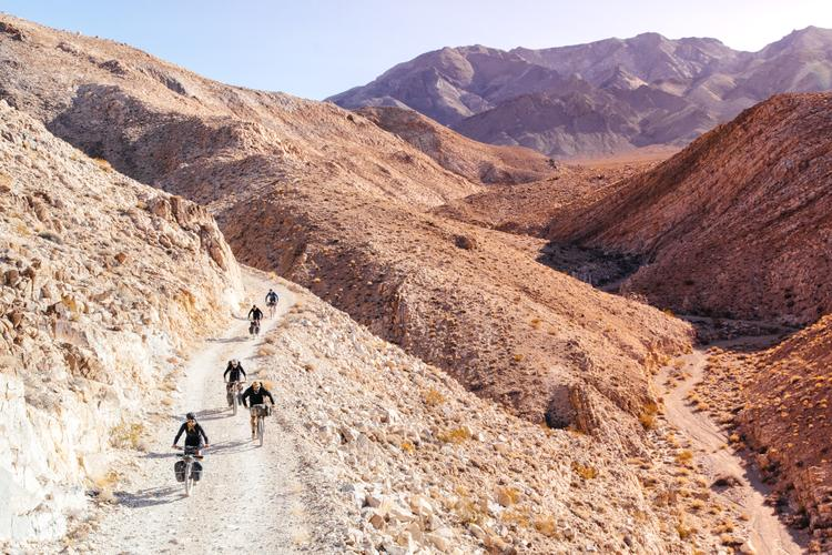 Deserted, Dusted, and Dolomite: A Central Death Valley Bicycle Tour