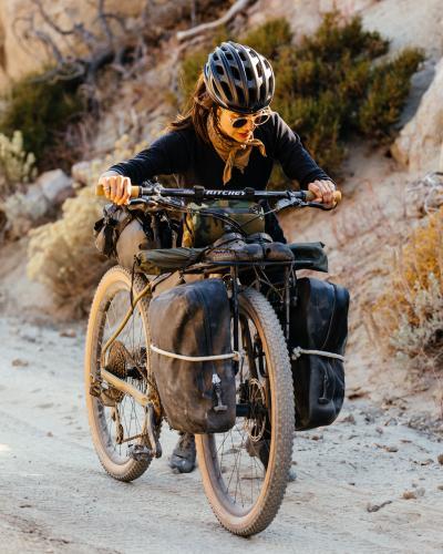 Al, hike a bike