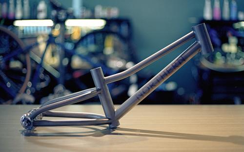 Northern Ti Kiddos Bike