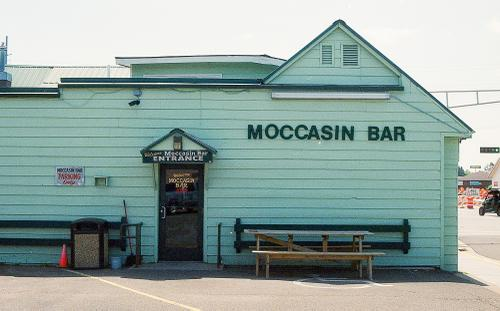 Moccasin Bar is a Must Stop!