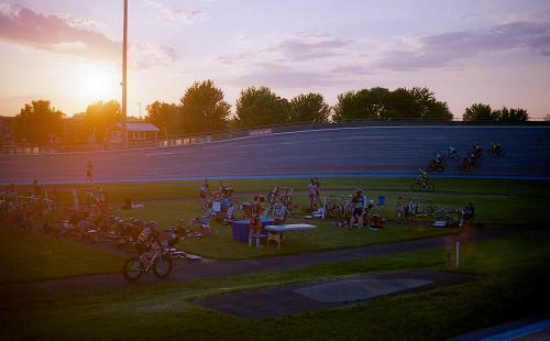 Last Night, Last Sunset in MPLS