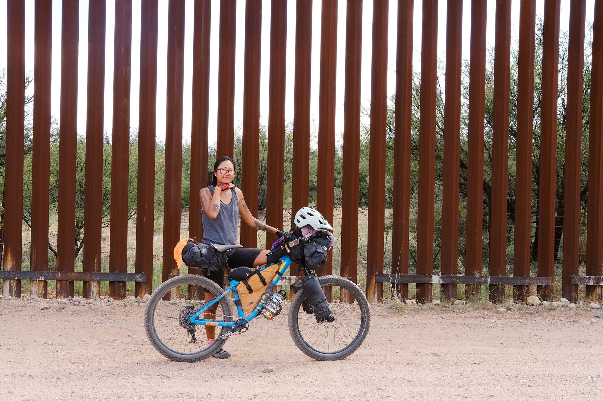 Reflections on the Border: Bikepacking the Wild West Route Part 02