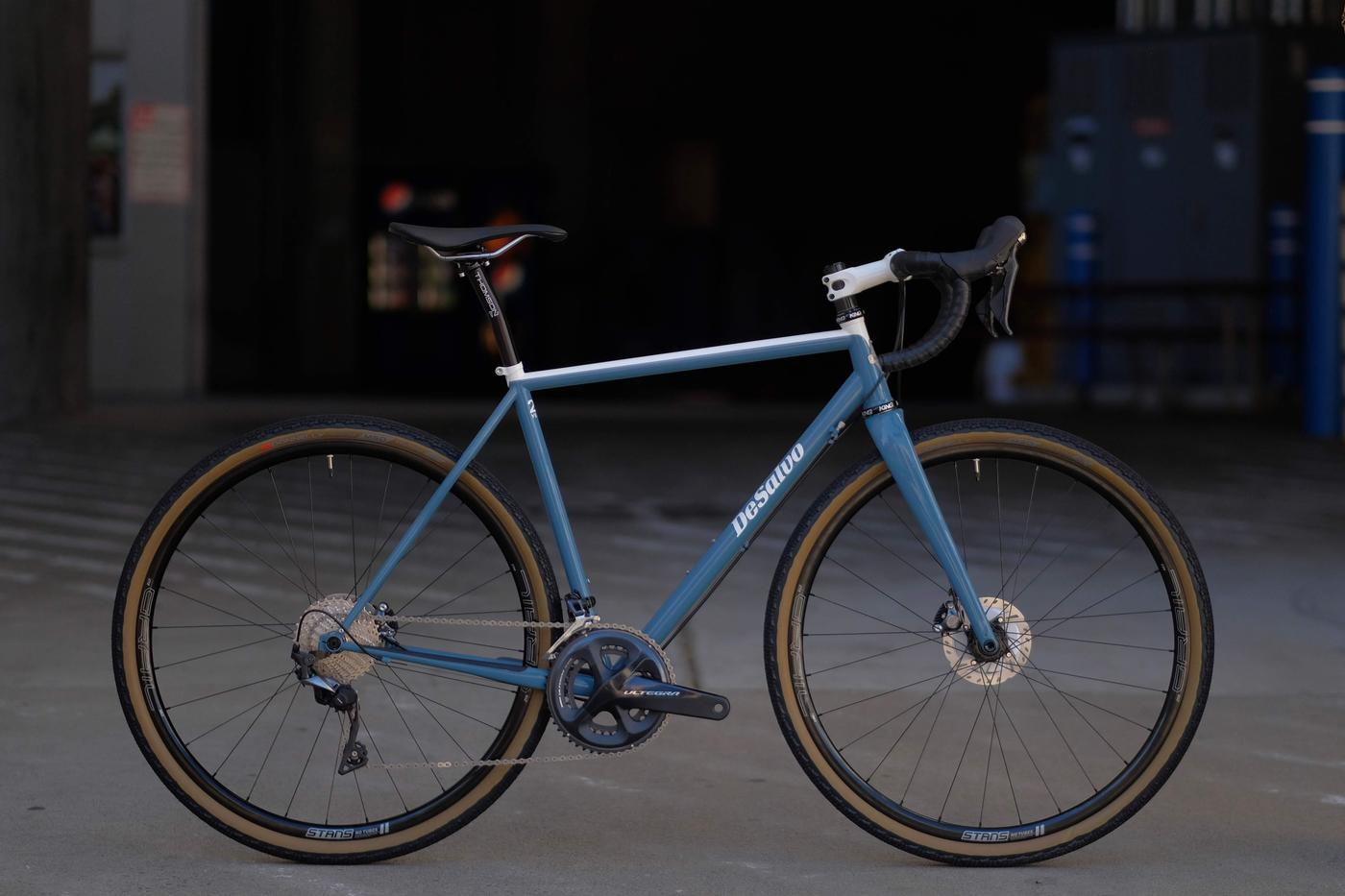 DeSalvo Custom Frames 20th Anniversary Builds