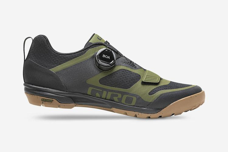 Giro's New Ventana All Mountain All Day Shoe