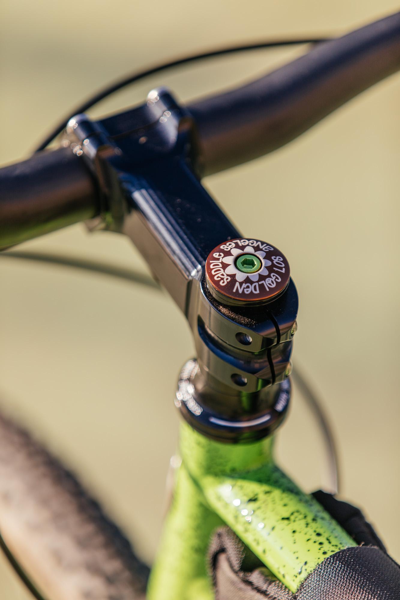 Kyle's Flat Bar All-City Nature Boy ACE 'Cross Bike