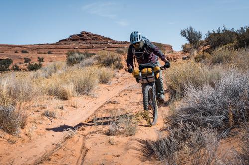 Bikepacking Navajoland with Dzil Ta'ah Adventures