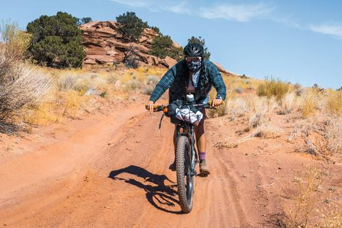 Bikepacking Navajoland with Dzil Ta'ah Adventures