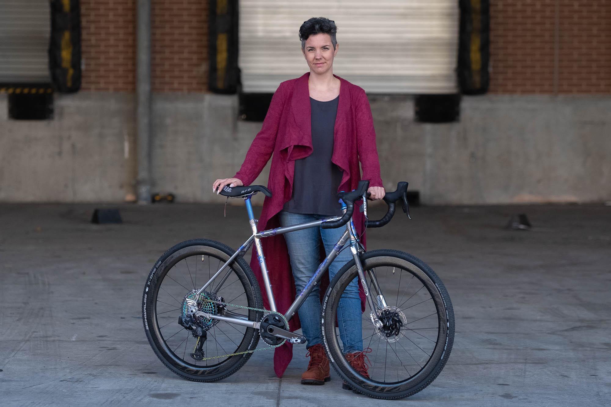Philly Bike Expo-Julie Ann Pedalino