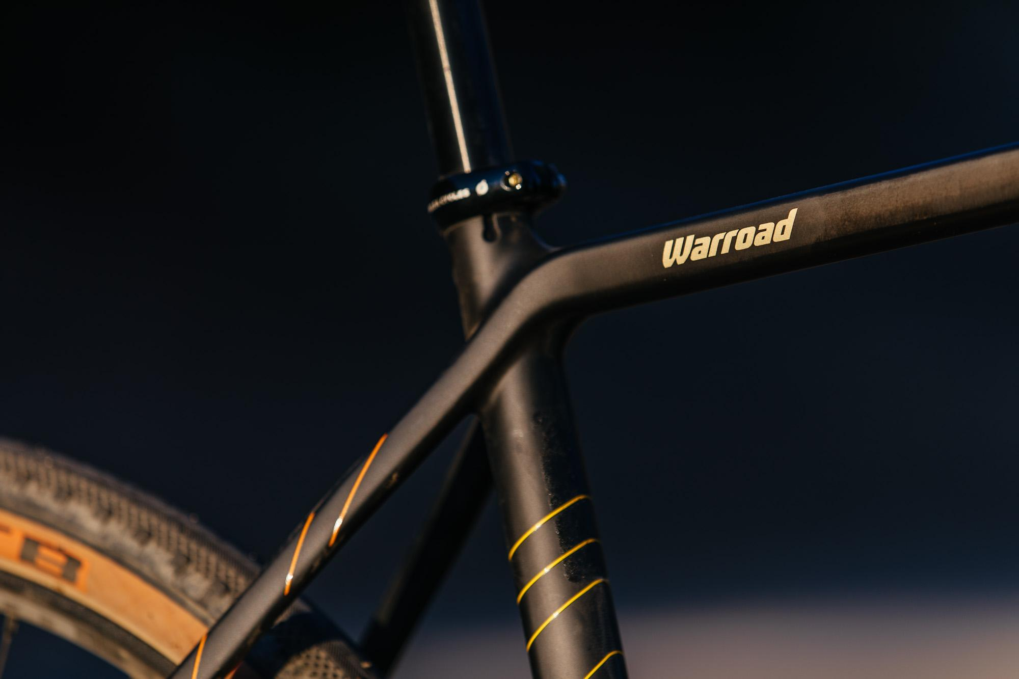 Salsa Warroad 650b All Road Bike