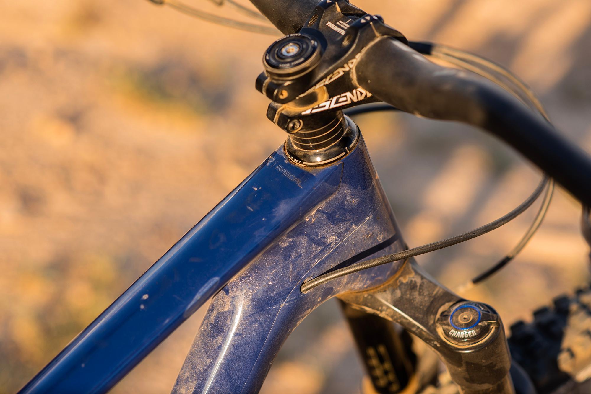 Sonoran Desert Shredding with the Revel Rascall