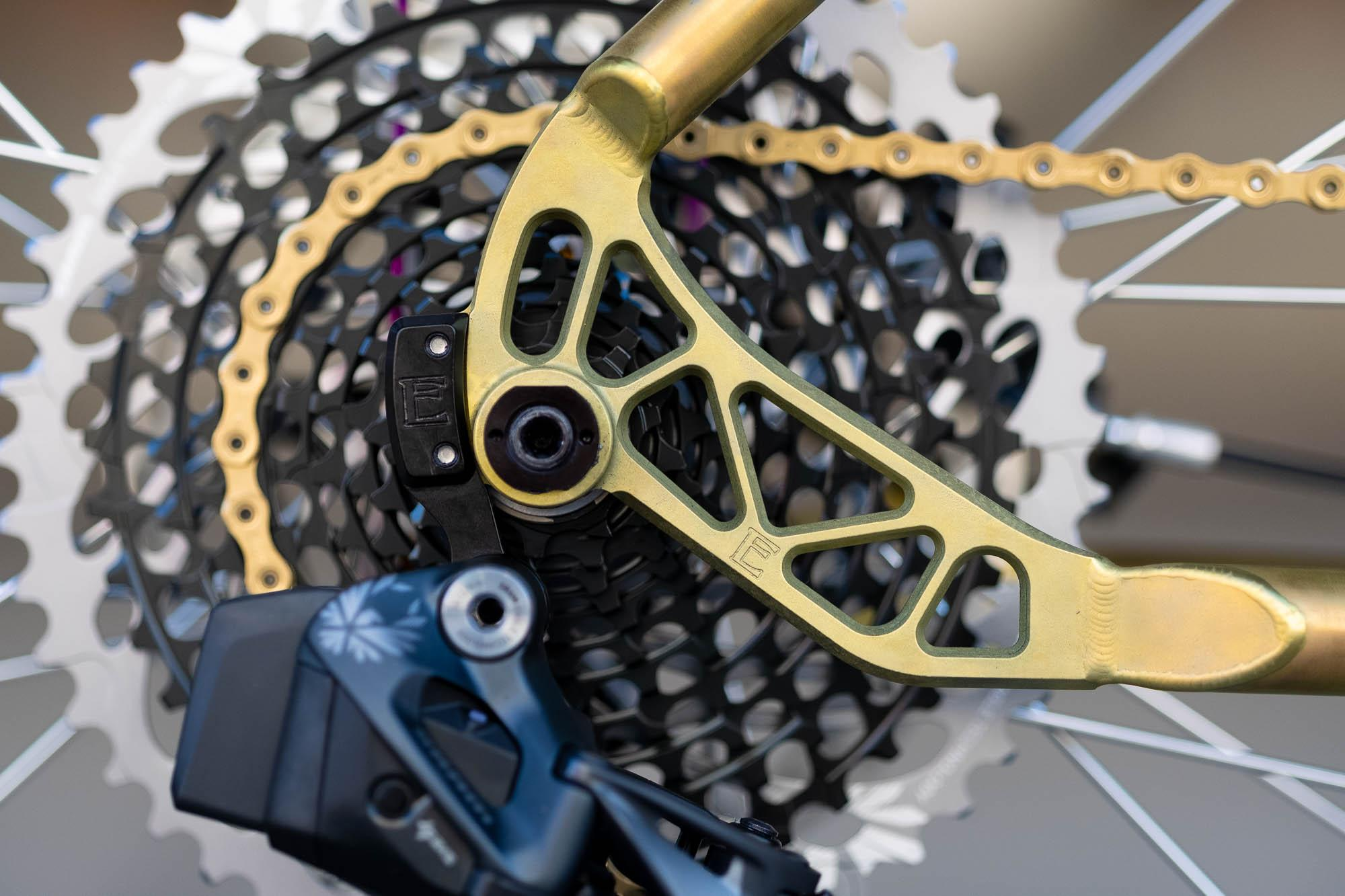 Philly Bike Expo: Engin Cycles Gilded 29er