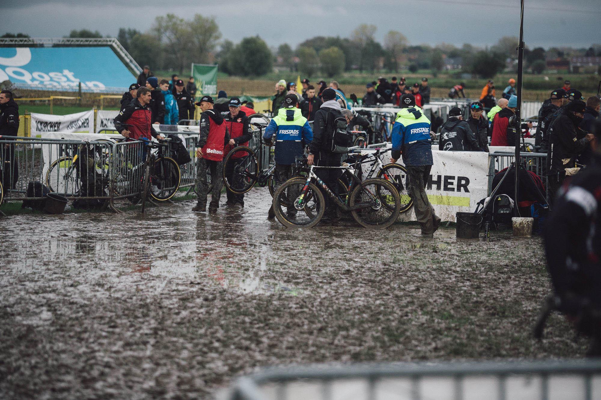 Cyclocross - DVV Verzekeringen Trofee #1, Koppenbergcross