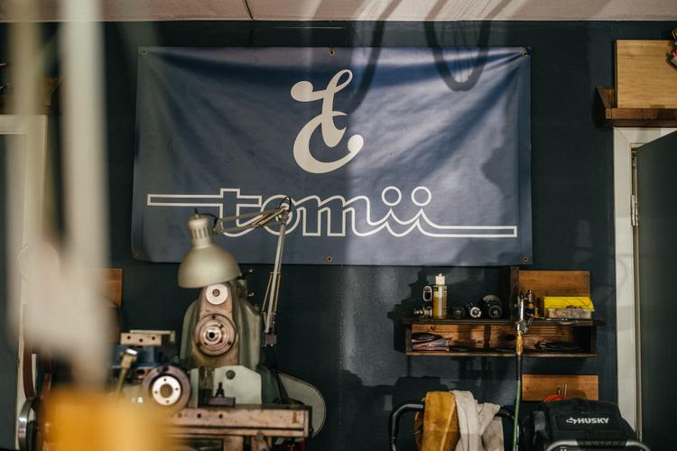 A Look Inside the Austin, Texas Workshop of Tomii Cycles + An Interview with Nao Tomii