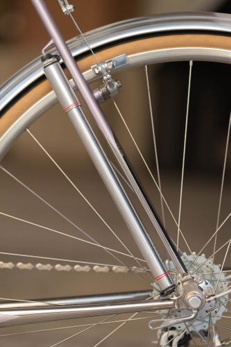 Philly Bike Expo: Johnny Coast 700 x 32 Randonneur