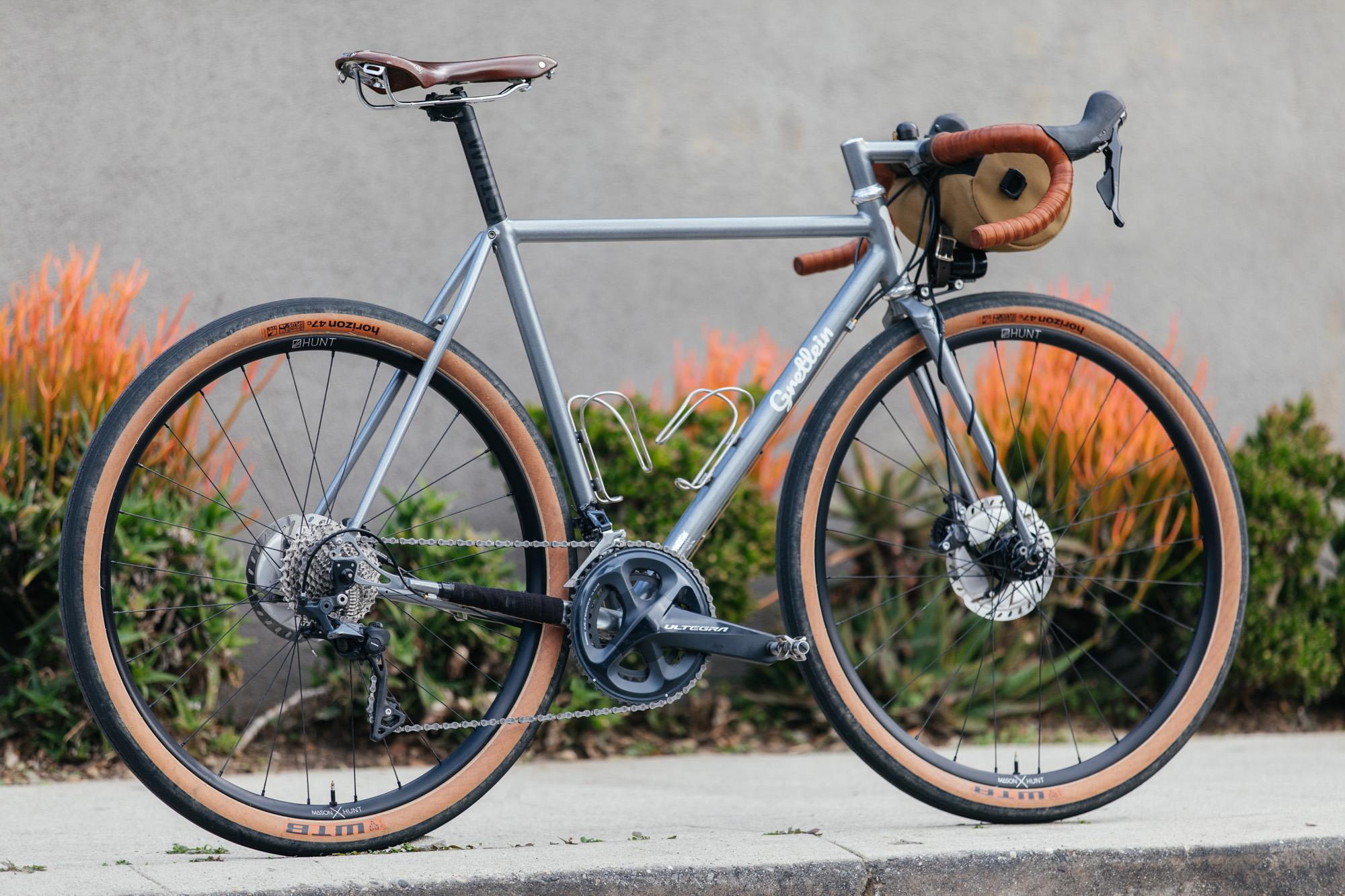 Blake's Gretlein Cycles 650b Disc Road