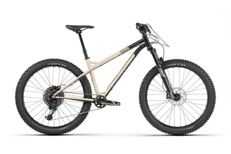 Bombtrack's New Cale Hardtail