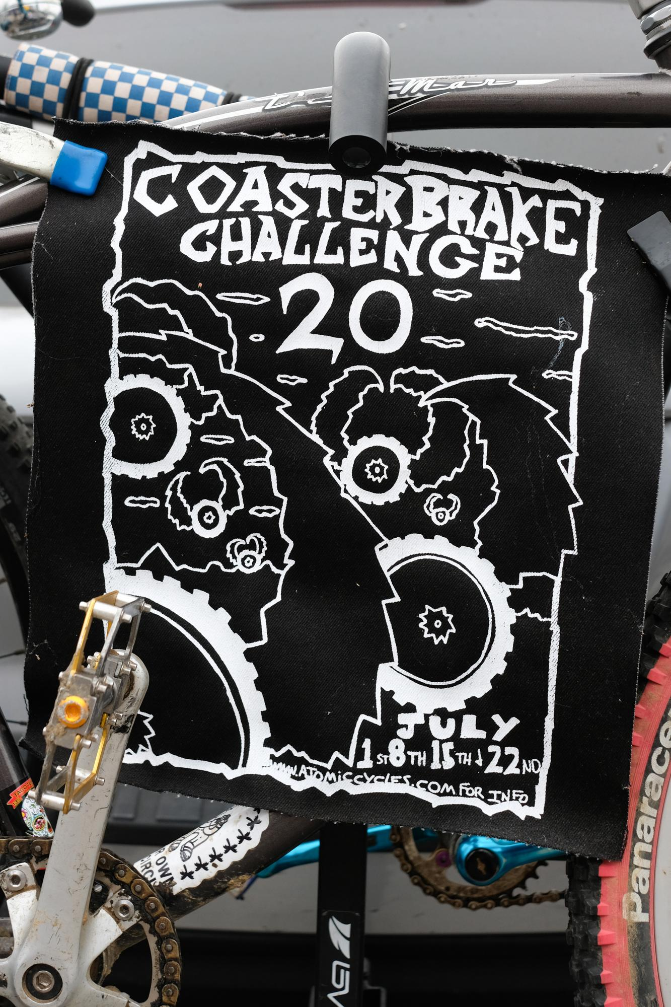 The Coaster Brake Challenge: And Y'all Thought You Were a Freak!