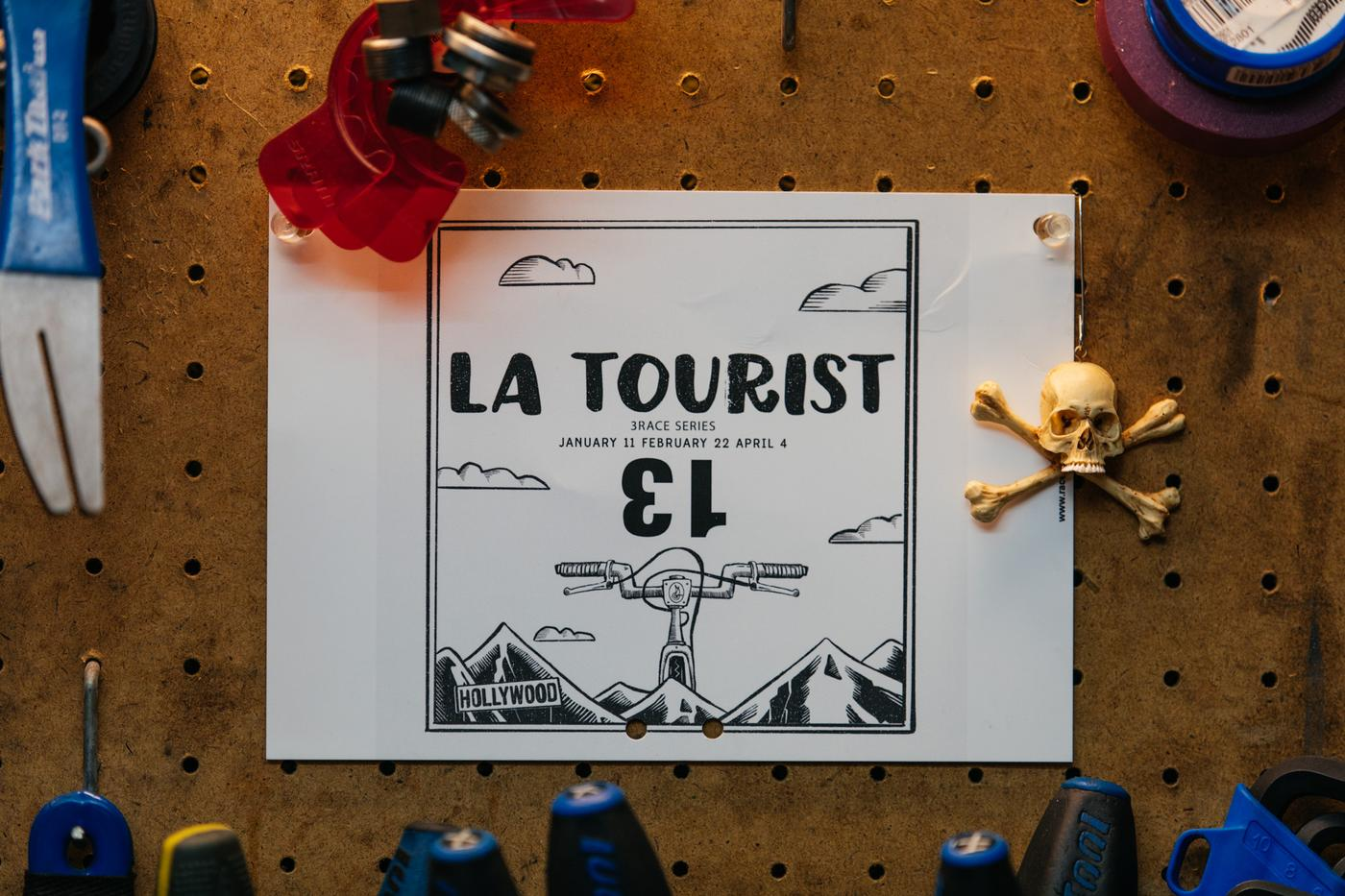 The LA Tourist Race Returns This Weekend!