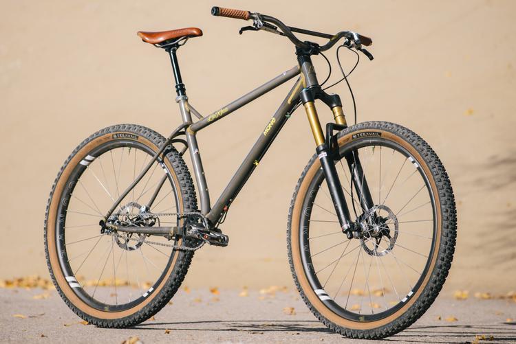 Moné Bikes La Roca V2: Braze Jah Part Deux
