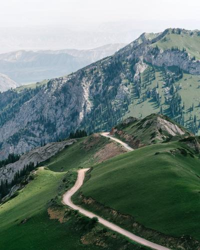 Kyrgyz ridgelines