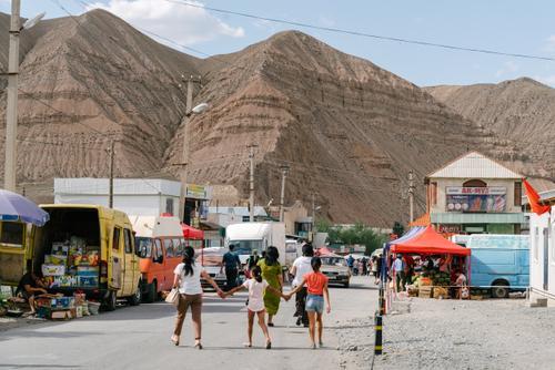 Naryn Market