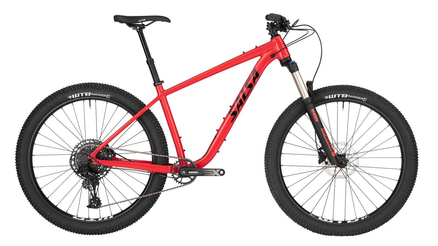 Salsa's New Rangefinder SX Eagle Hardtail Retails for $1,299 and a Deore Build for $1,099