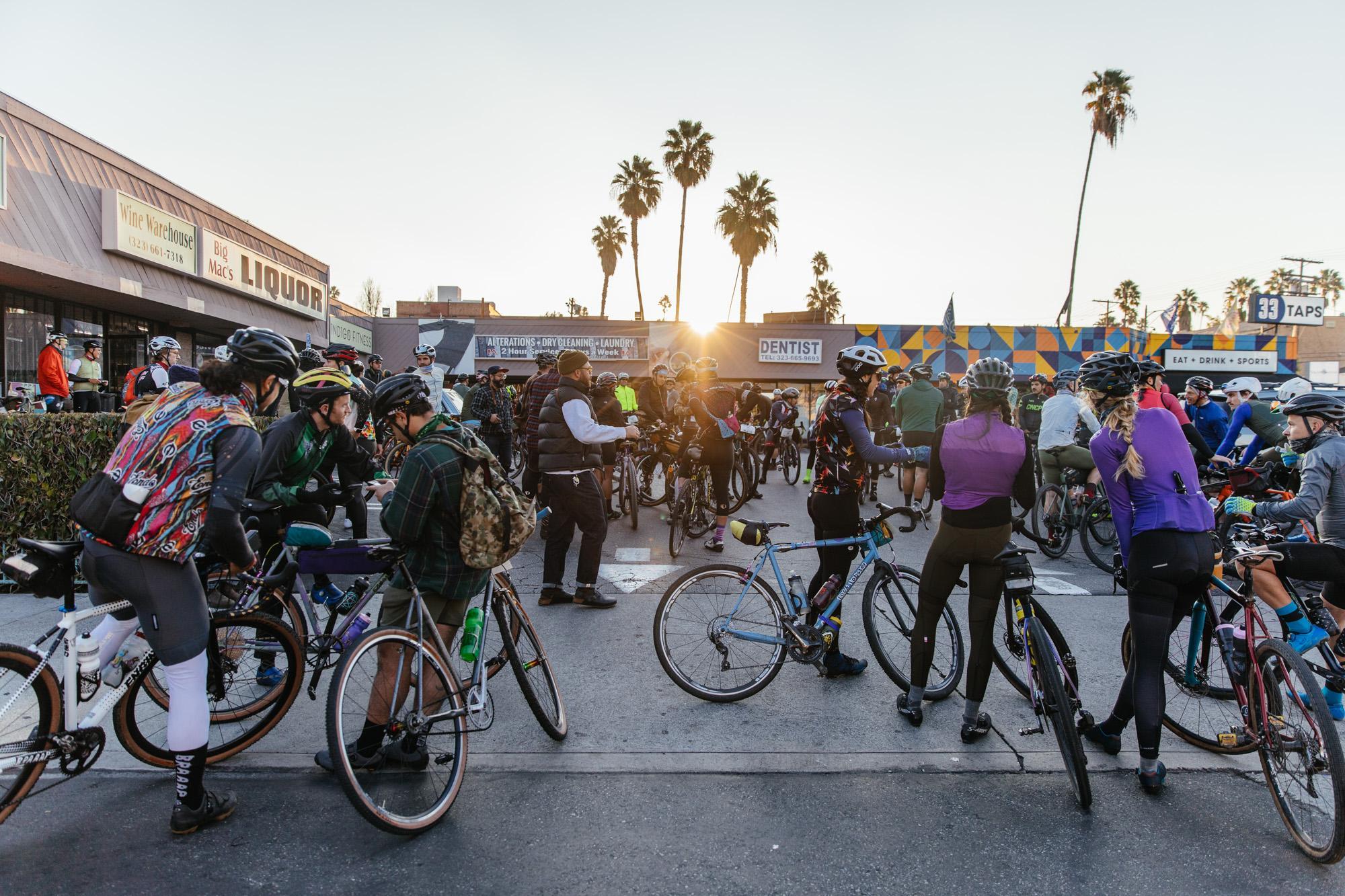 The 2019 LA Tourist Race