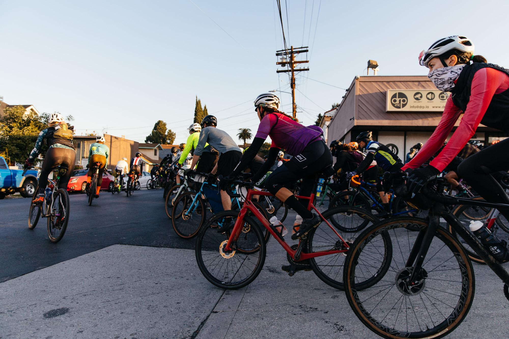 The 2019 LA Tourist Race