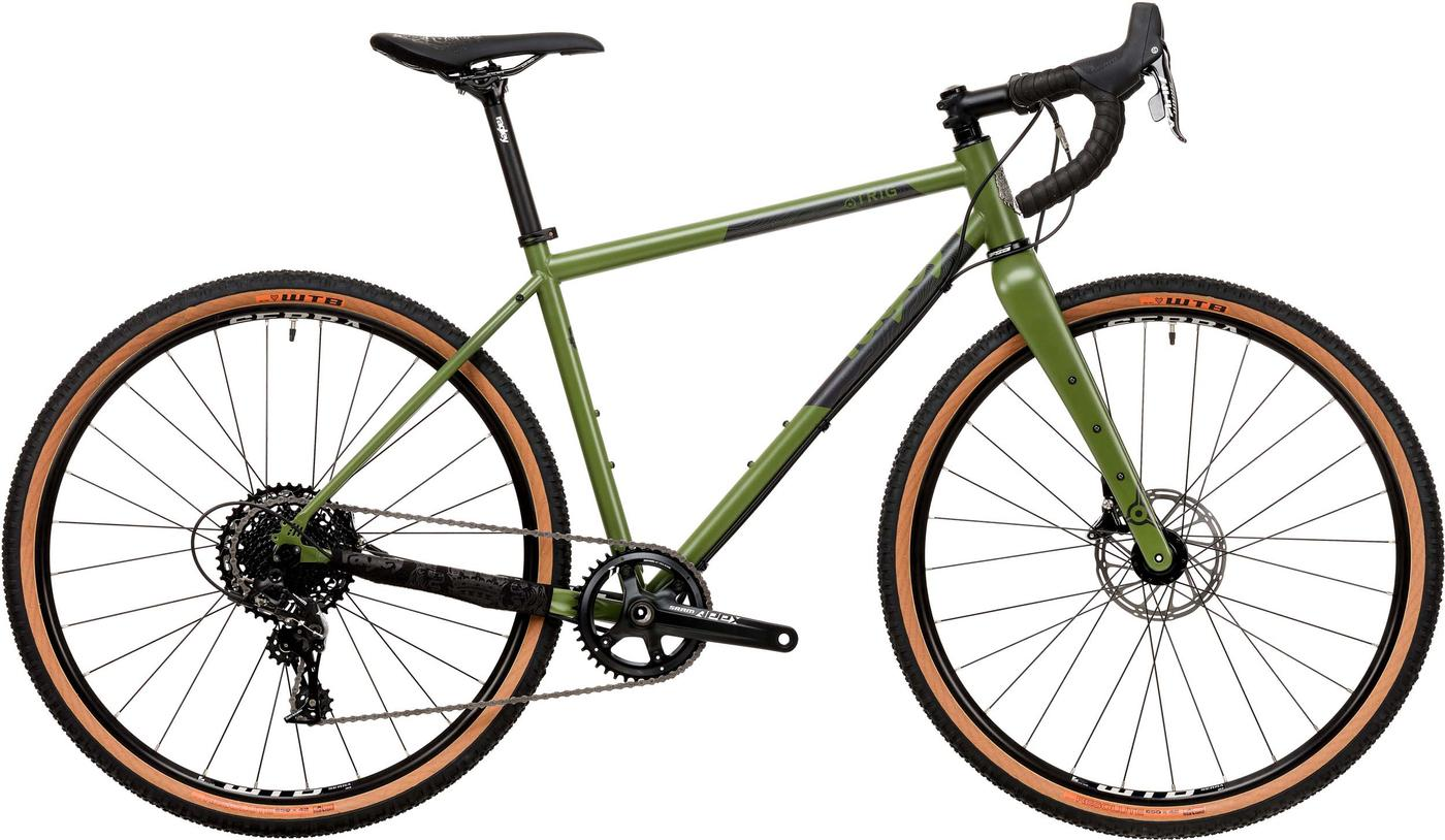 Ragley's Trig is a Gravel Bike from a UK MTB Brand