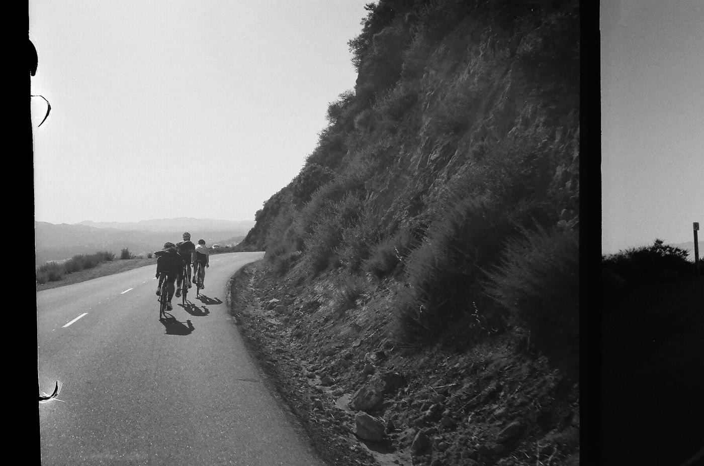 Readers Write: Long Silent Conversations – the Coast Ride
