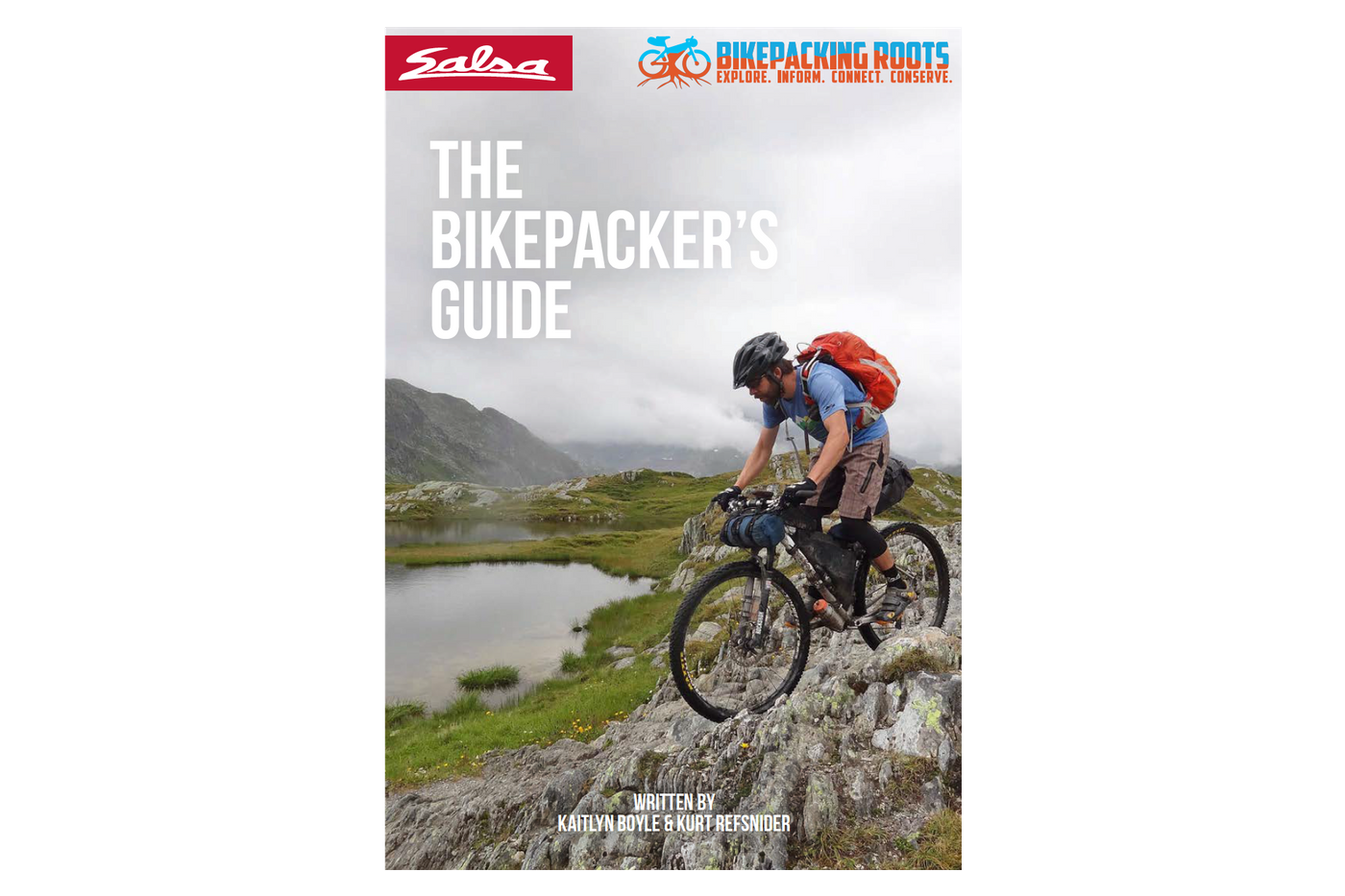 Bikepacking Roots Announce the Beginner's Guide to Bikepacking is Available for Digital Download!