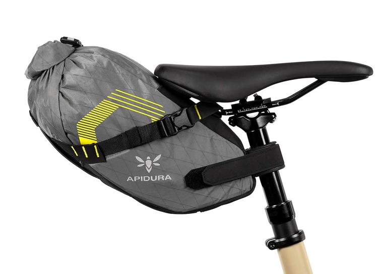 Apidura Drops Its Dropper Saddle Pack