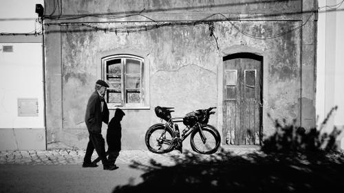 The Art of Escapism: Biking Man Portugal