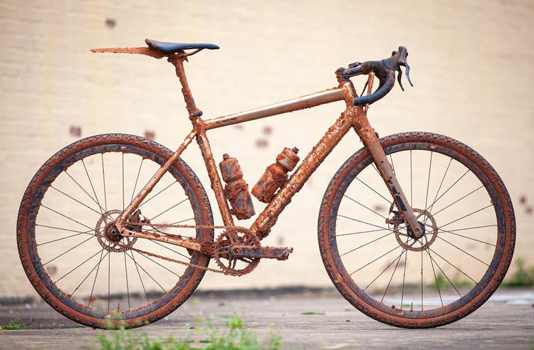 What It's Designed For: Matt Acker's Very Muddy Mid South Salsa Stormchaser SSGX