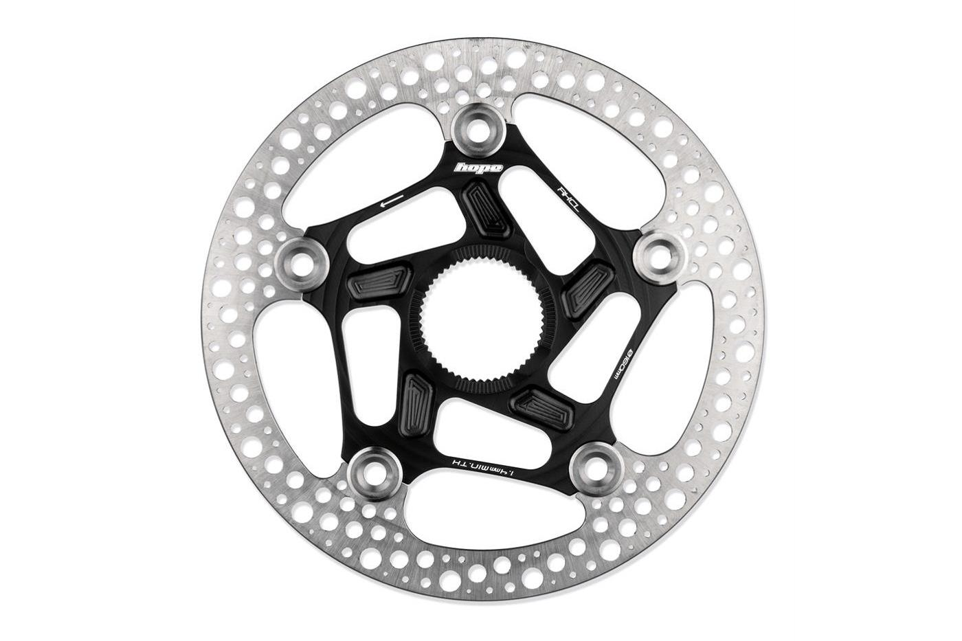 Hope's New Road Center Lock 2-Piece Floating Design Rotors