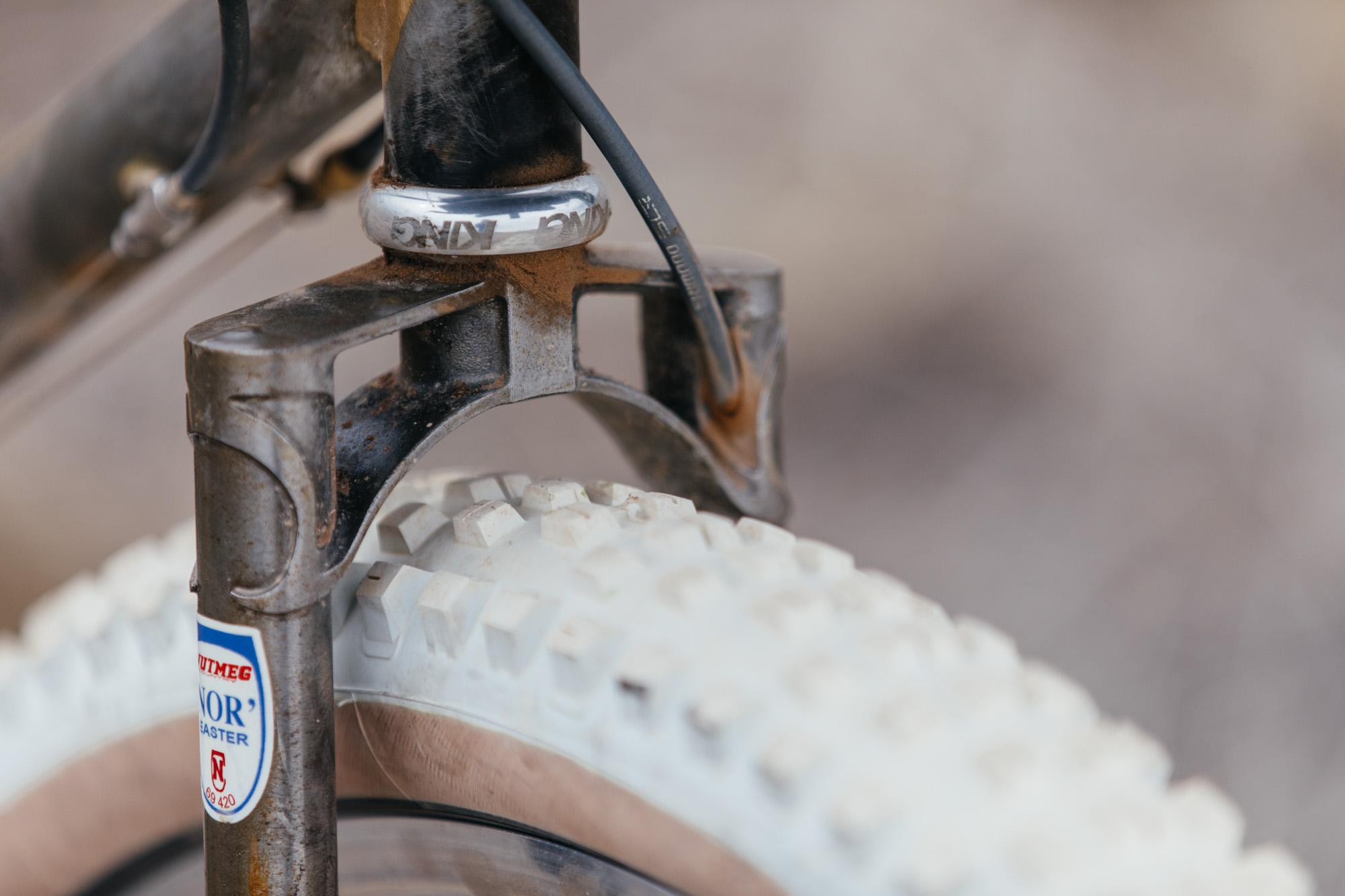 Ronnie's Clockwork Dirt Drop MTB