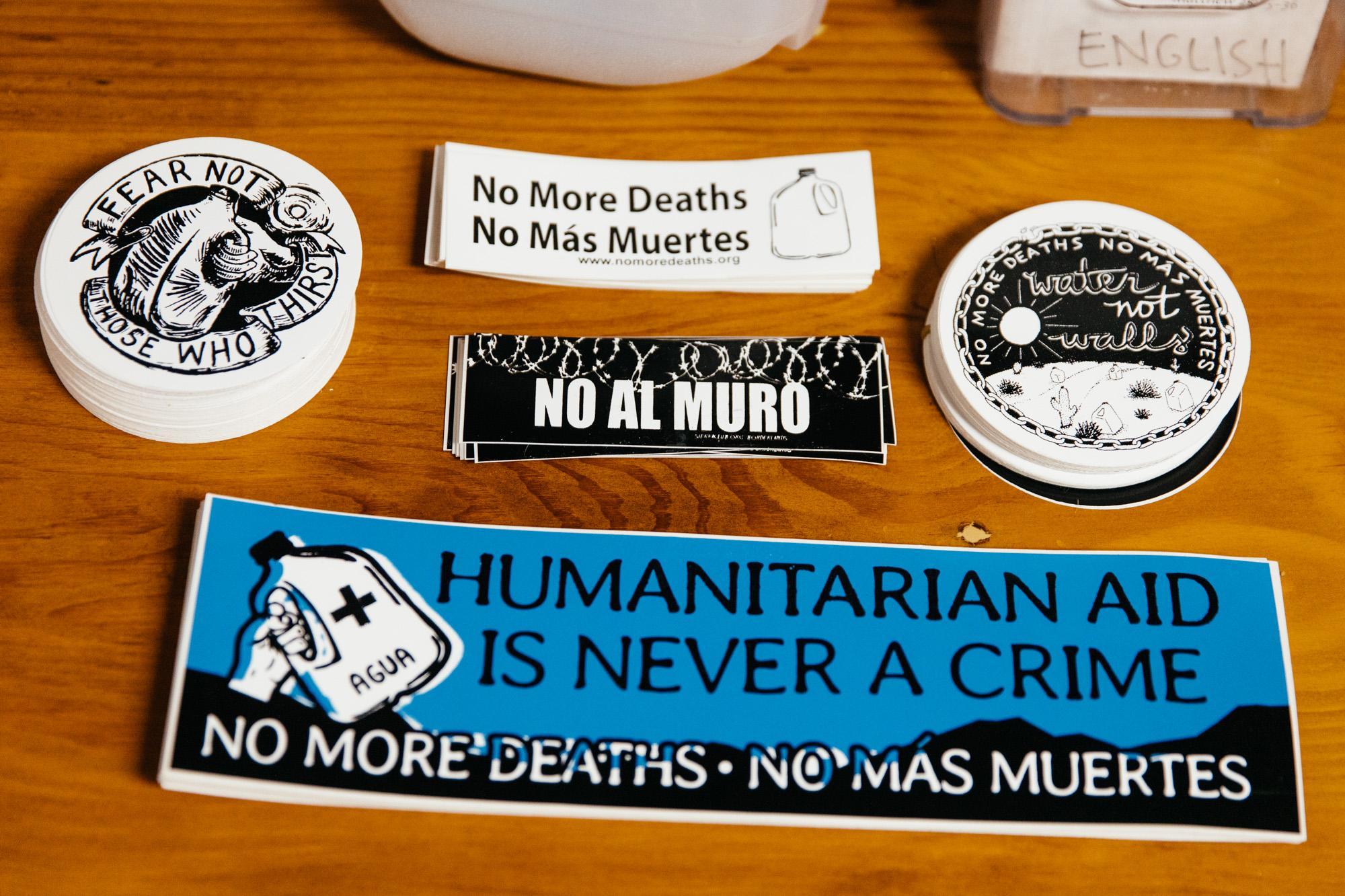 No More Deaths