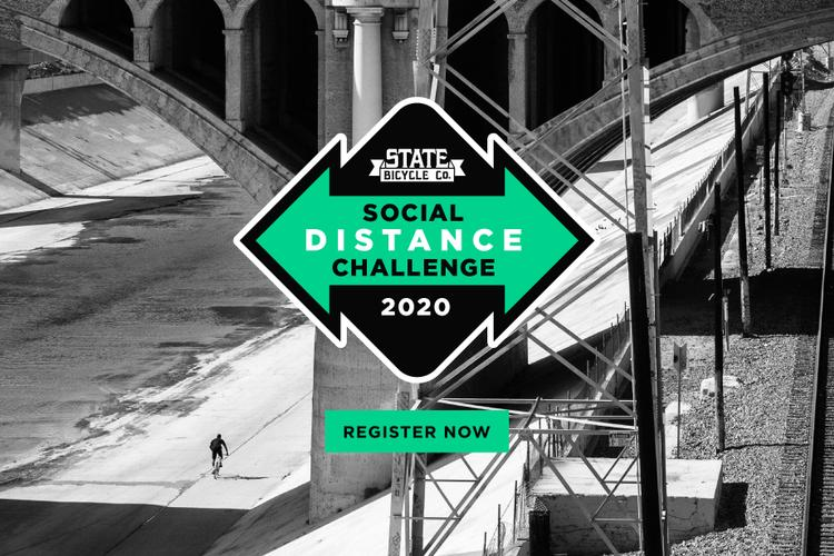 State Bicycle Co's Social Distancing Challenge