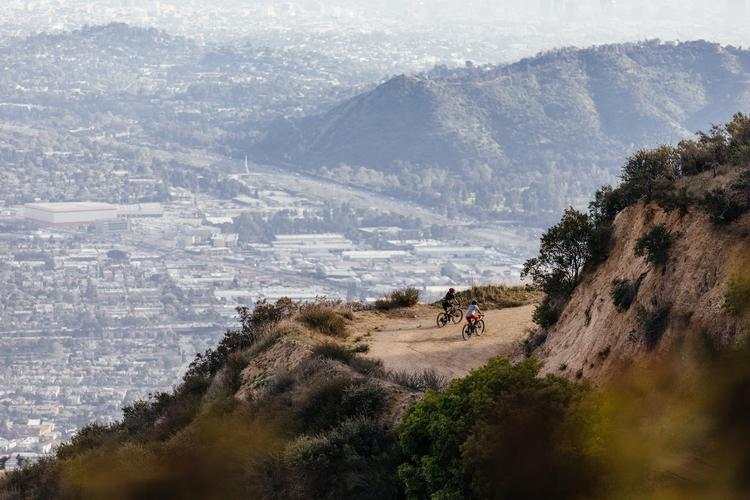 Learning from Los Angeles: Into the Verdugo Mountains with SRAM