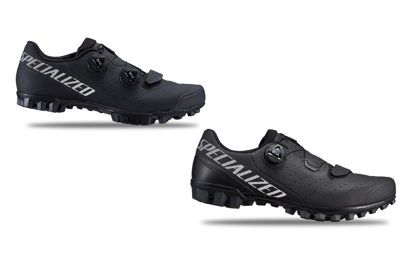 Specialized's Recon 2.0 and 3.0 MTB Shoes