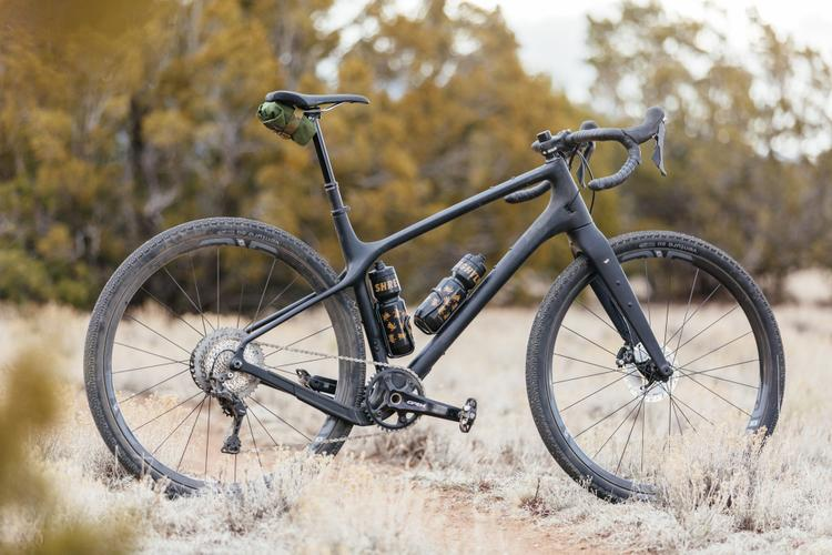 The Gravel Antichrist: the Evil Chamois Hagar Gravel Bike Parties Hard