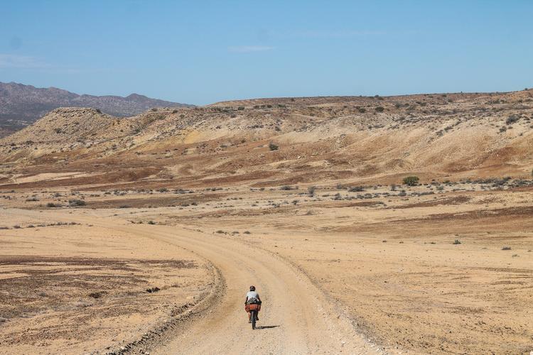 Baja Divide: Tour De Vizcaino