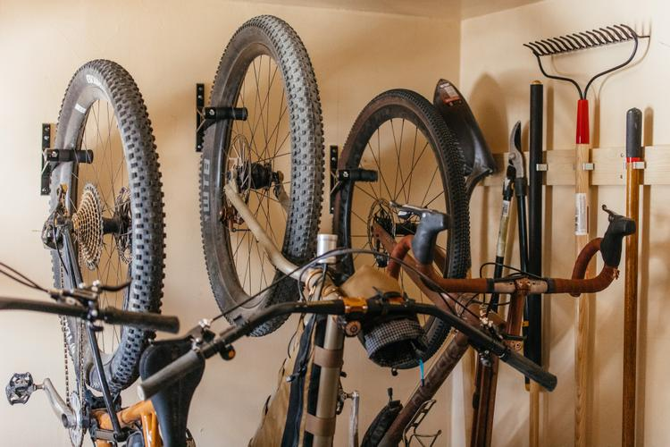 Got a Lot of Bikes But Little Space? Check Out the BikeHand Wall Mount Hangers
